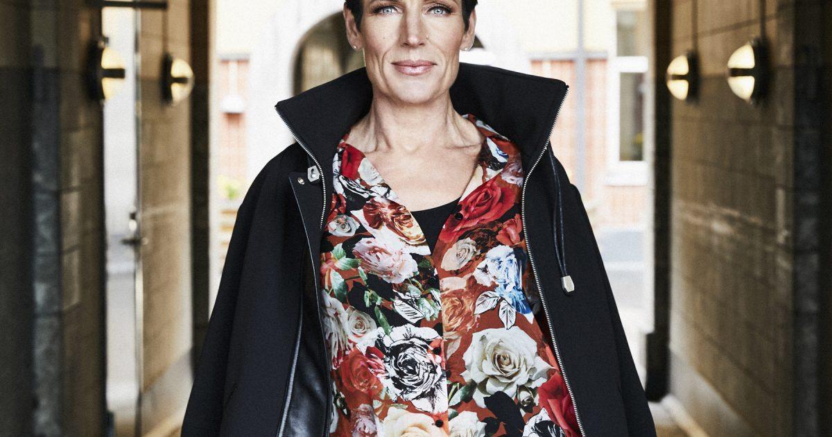 Bild på Annika R Malmberg som gästar höstens första frukostklubb