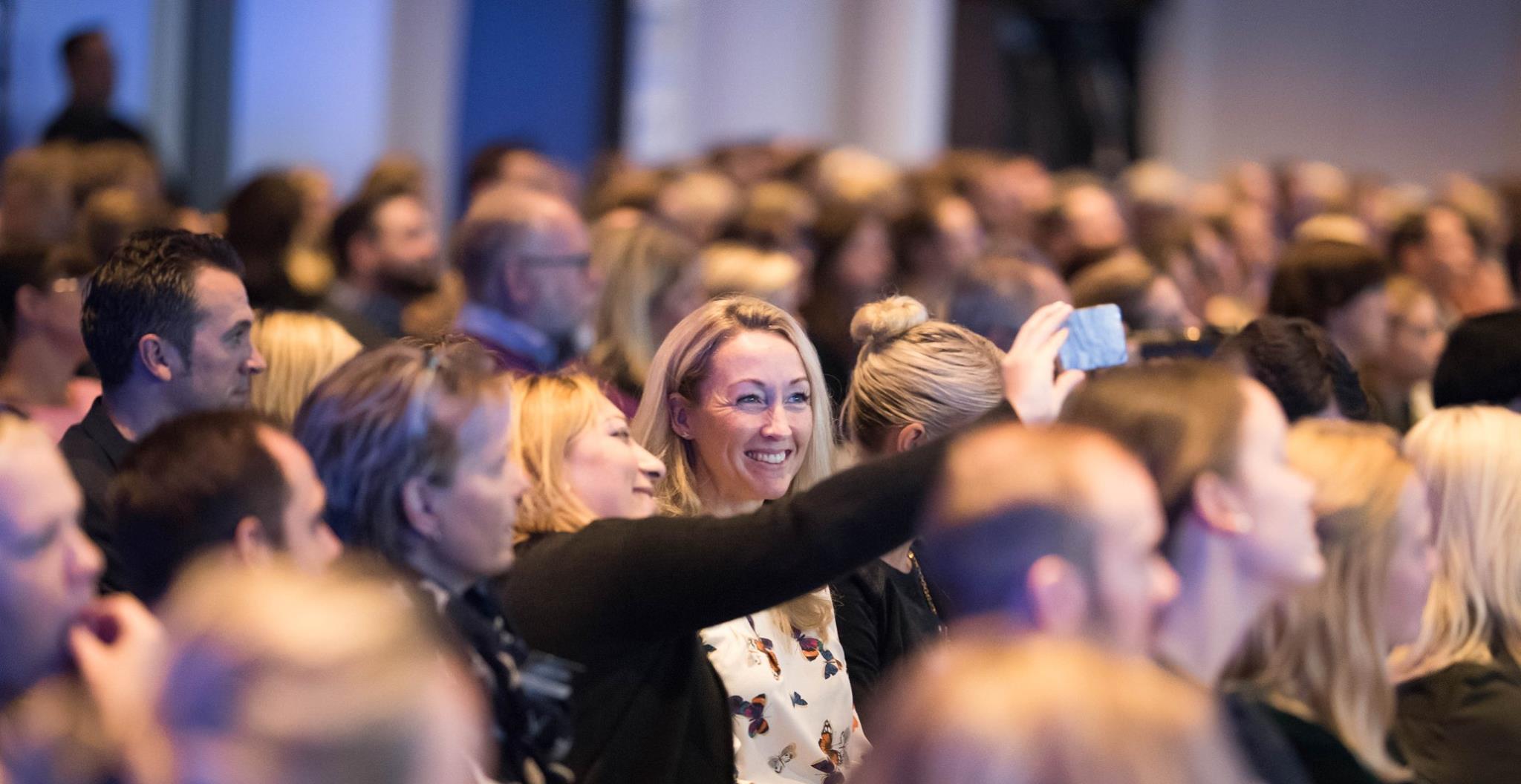 Konferensen internet i fokus hålls den 24 oktober