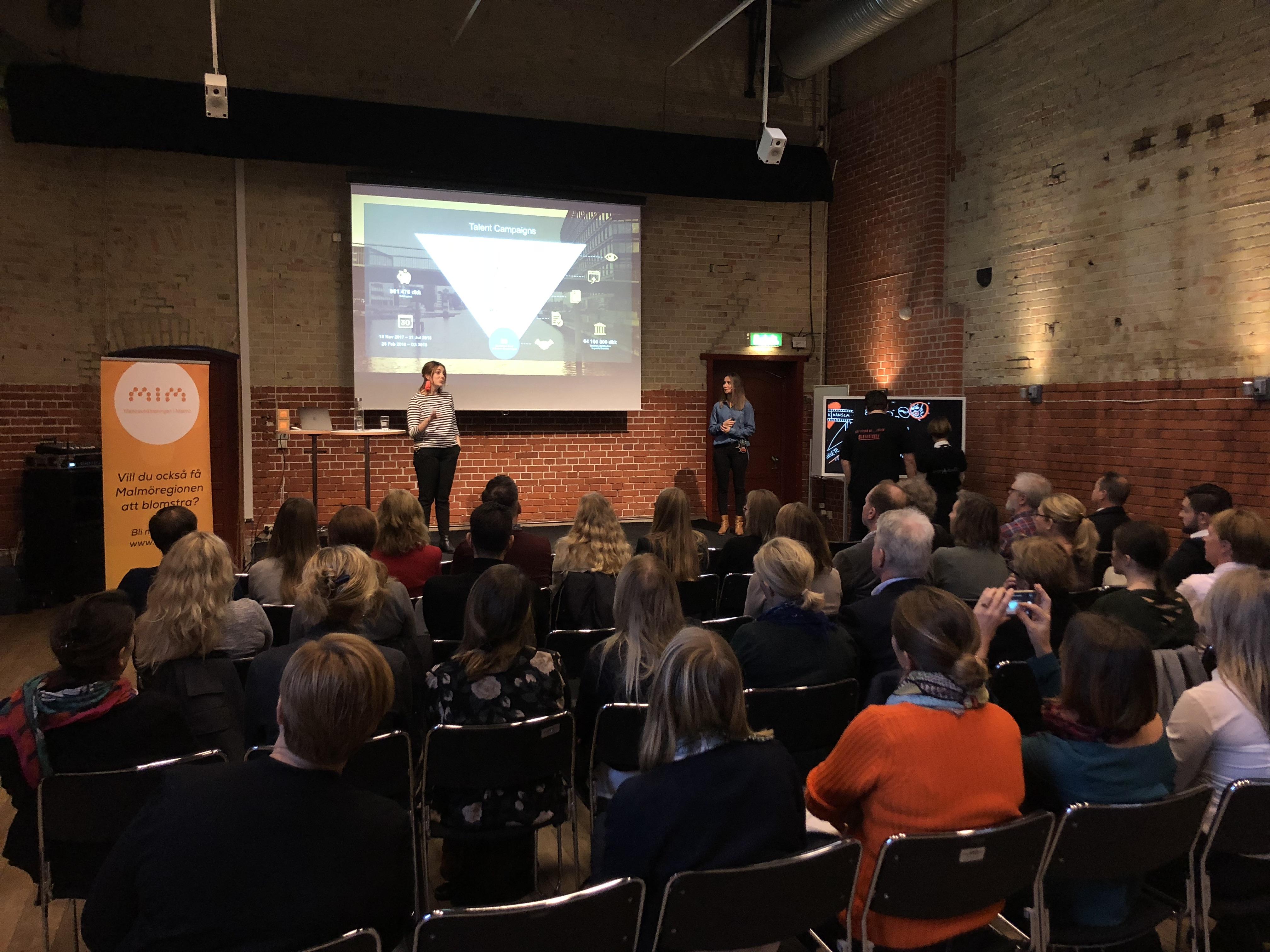 Greater Copenhagen besökte oss 12 nov
