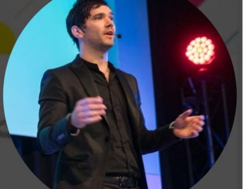 Jason Baskaran, Sales Director på Apsis