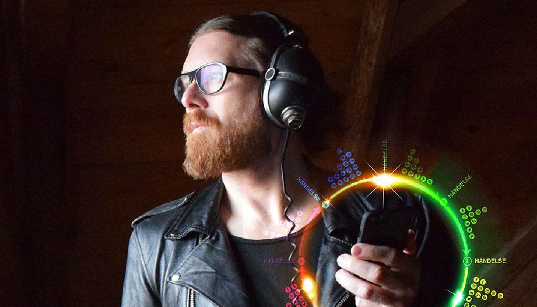Anders Hallberg besöker MiM och berättar om Storytactics.