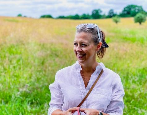 Maria Karlsson Hildegun